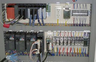 制御工事 Control construction