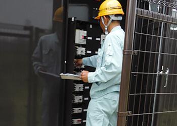建築設備診断技術者