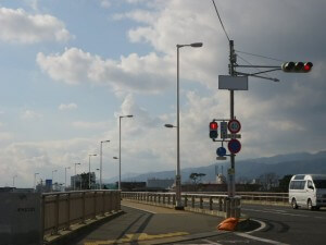 道路照明設置工事-300x225